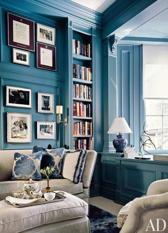 Sherwin Williams Oceanside: Color Of The Year 2018