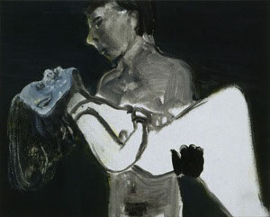 Marlene Dumas the image as burden 1993