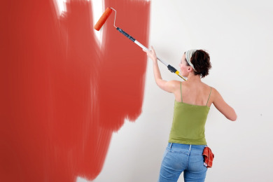 Painting Over Wallpaper - Painters - TalkLocal Blog
