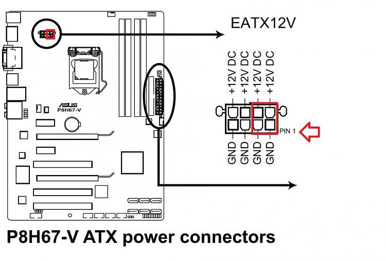 atx motherboard layout atx motherboard diagram 3