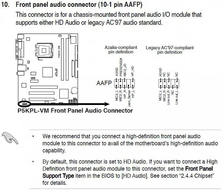 Realtek HD Audio 51 surround sound plus frontmic? - Windows 7 Help