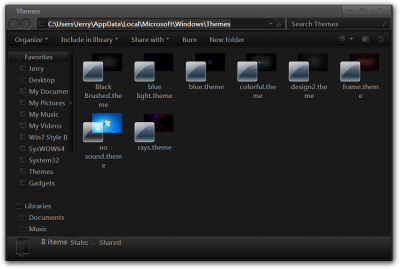 Where does Windows7 Desktop Theme Wallpaper get stored? - Page 3 - Windows 7 Help Forums