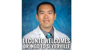 William Ngo, DO joins LeConte Surgical Associates