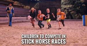 Free Kids's Whoadeo to be held at Dixie Stampede