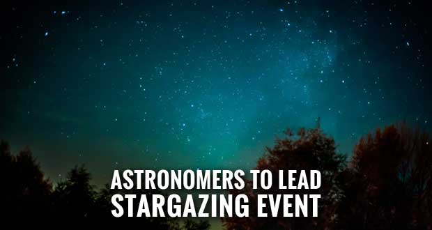 Smokies Hosts Star Party at Cades Cove