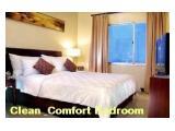 Clean Comfort Bedroom