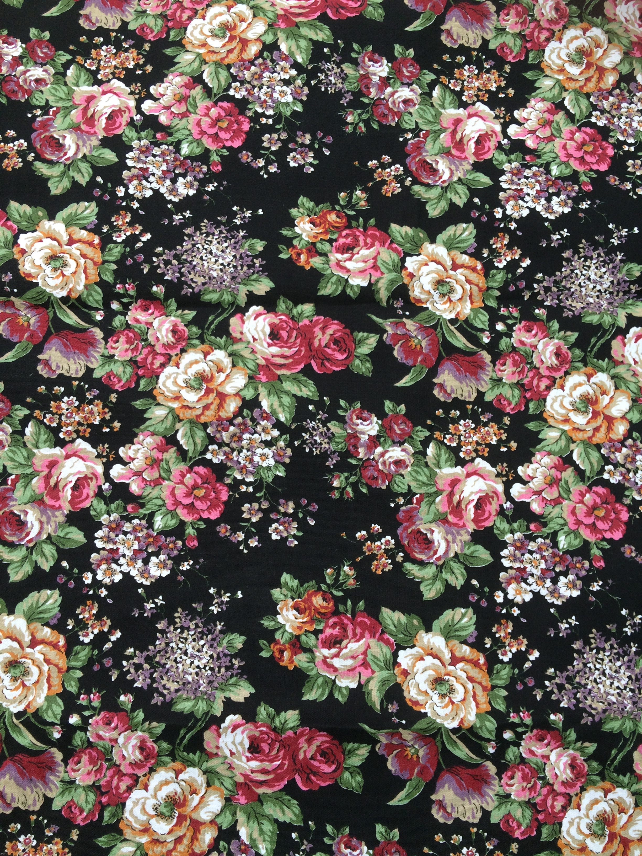 Floral Fabric Designs - Sewing Avenue