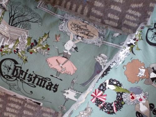 SEW KATEID DID:Christmas pillow 3
