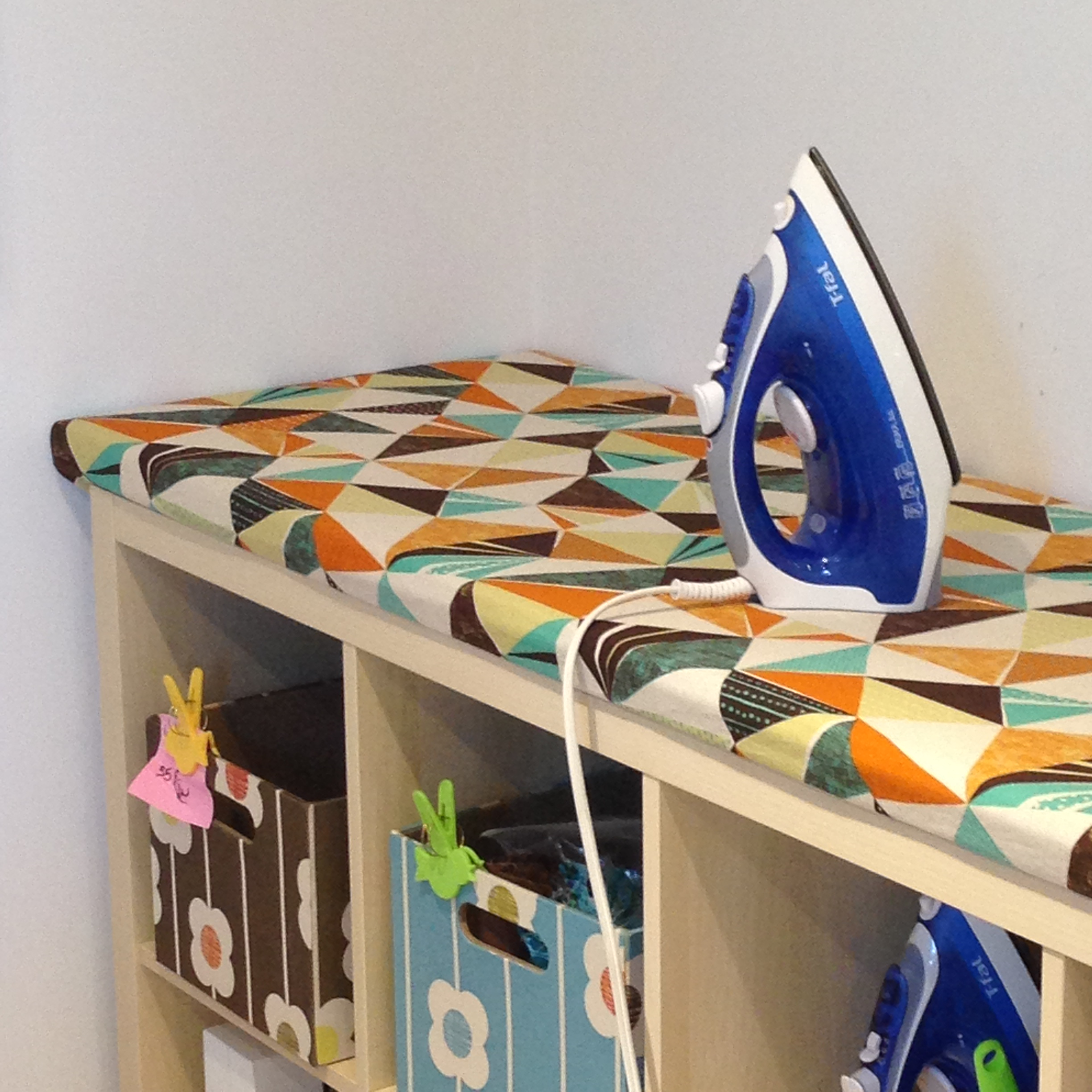 SEW KATIE DID:Ironing Board:Station Tutorial