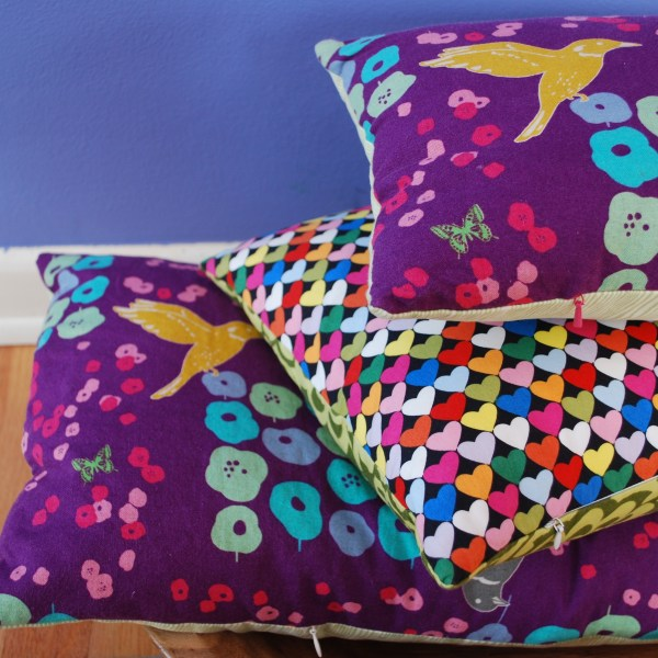 SEW KATIE DID Pillows