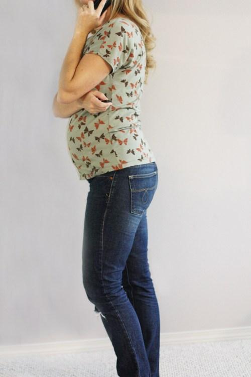 Medium Of Best Maternity Jeans