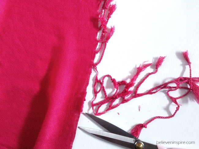 Diy Customized Scarf Holiday Gift Ideas Sew Some Stuff