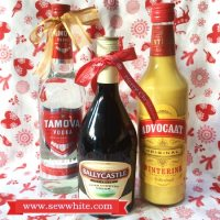 Christmas Retro Cocktails with Aldi - Advocaat