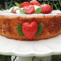 Pimm's Cake - delicious and perfect for afternoon tea.