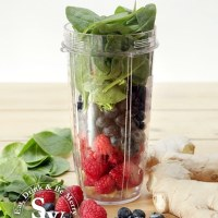 Ginger Boost Smoothie