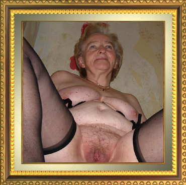 fat oma is geil