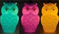 Sexy Bloomers - owl C-7 PATIO LIGHTS!