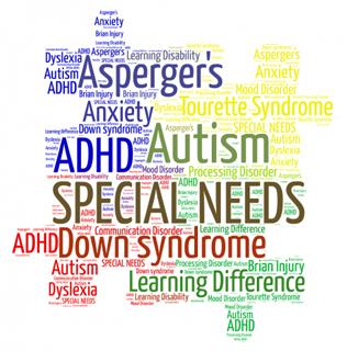 Pacienti cu nevoi speciale autism