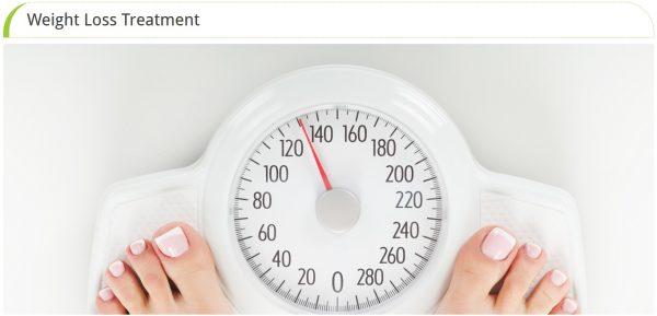 slabire in greutate