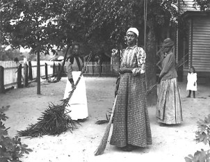 Today as in the past, Black women carry the weight of the entire community on their shoulders.