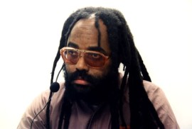 Political prisoner and revolutionary journalist Mumia Abu-Jamal