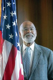 Senior Judge Thelton Henderson, as the first Black lawyer in the U.S. Justice Departments Civil Rights Division, investigated the 1963 Birmingham church bombing that killed four little girls. In 1982, he freed Johnny Spain of the San Quentin 6. In 1997, he declared the anti-affirmative action Proposition 209 unconstitutional, but his decision was overturned on appeal. - Photo: Mike Kepka, SF Chronicle