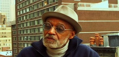 Melvin Van Peebles, a legendary writer, producer, and director