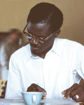 "Considered so dangerous to imperialist powers that he was imprisoned only 10 after his election and ultimately assassinated, Patrice Lumumba was confident that we who love freedom would fight on, saying: ""We are no alone. Africa, Asia, and free and liberated people from every corner of the world will always be found at the side of the Congolese."""