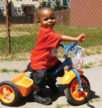 Jabree, 3, is fighting leukemia. His mom needs a reliable car for their many trips to the hospital. Can you help?