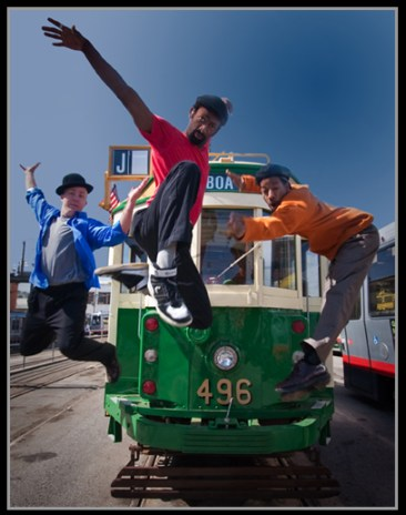 "Epiphany Productions' ""Trolley Dances"" for 2009"