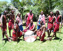 Friends of Sironka Maasai Dance Troupe