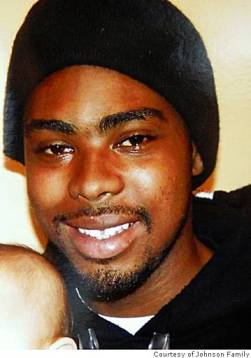 Oscar Grant, 22, murdered in cold blood by BART police just two hours into the new year, was the loving father of a 4-year-old daughter, a fact he told the police just as he was shot. He worked as a butcher at Farmer Joes Marketplace.