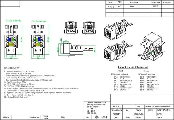 awesome cat6 keystone jack wiring diagram illustration electrical rh itseo info  rj45 keystone jack wiring diagram