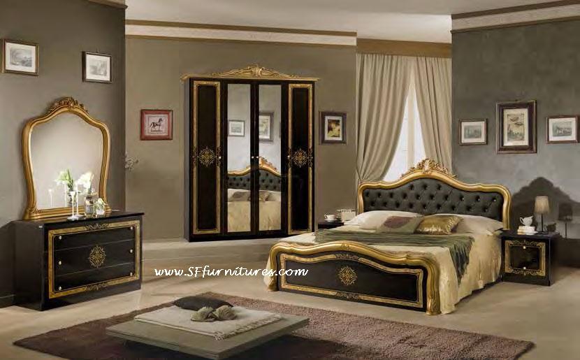 Luisa Italian bedroom furniture
