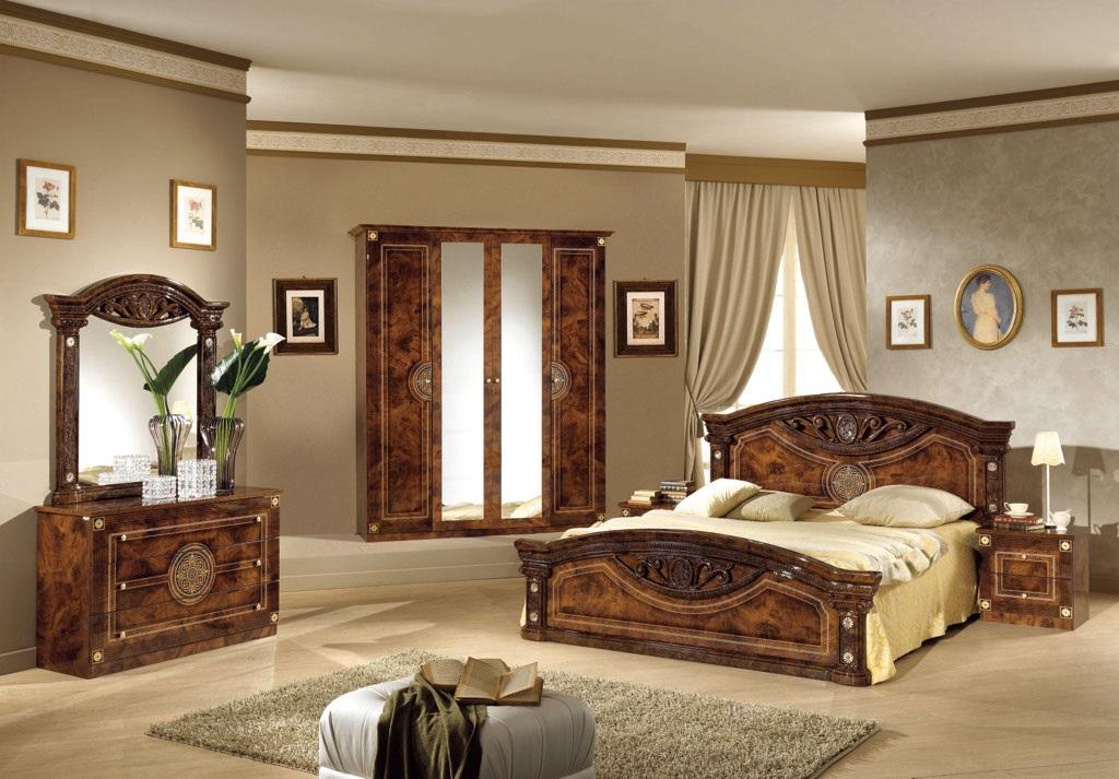 Italian bedroom set