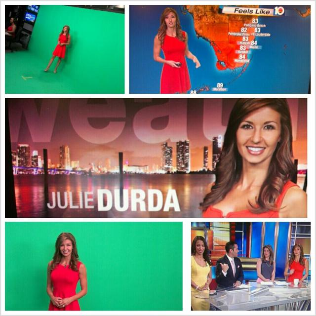 Julie Durda on WPLG Local 10 News