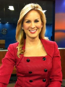 Lorena Estrada WSVN reporter