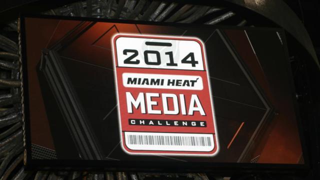 2014 Miami Heat Media Challenge