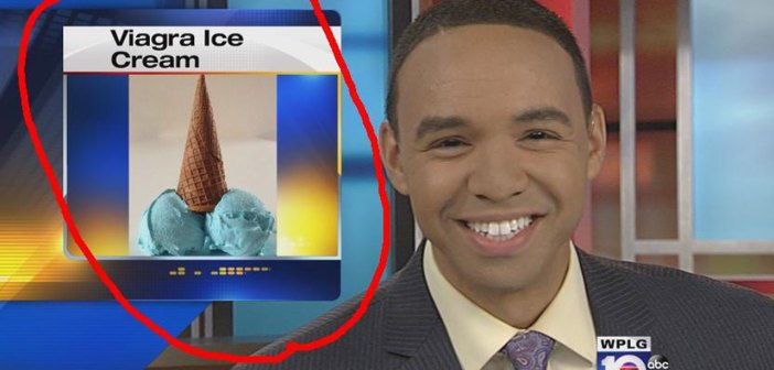 WPLG Local 10 News Viagra Flavored Ice Cream