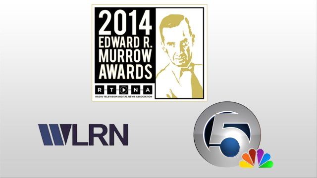 WPTV and WLRN Murrow Award Winners in 2014