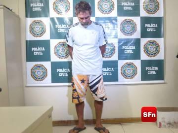 """""""Jacó"""" já tem várias passagens pela polícia."""
