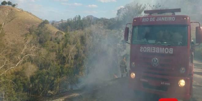 fogo caminhão cantagalo 2