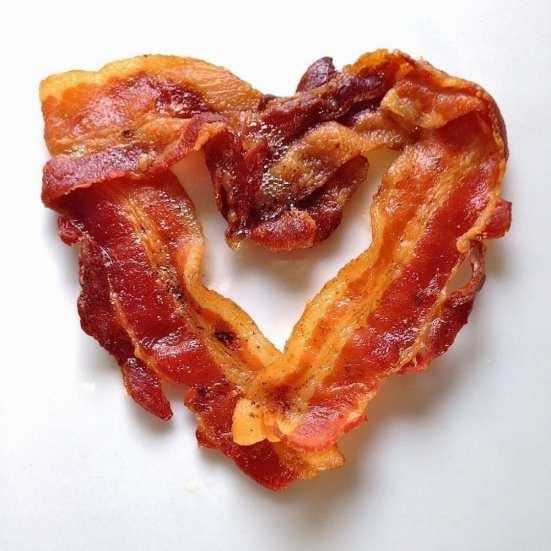 bacon heart 2 Le bacon sans la culpabilité: testé et approuvé