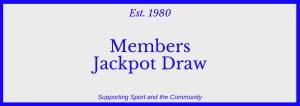 Jackpot Draw