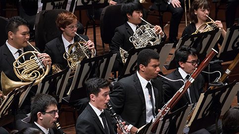 San Francisco Symphony - Youth Orchestra
