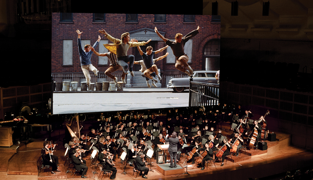 San Francisco Symphony - Film West Side Story