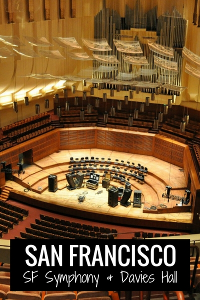 SF Symphony Calendar 2019 + Tips to Attend a Performance
