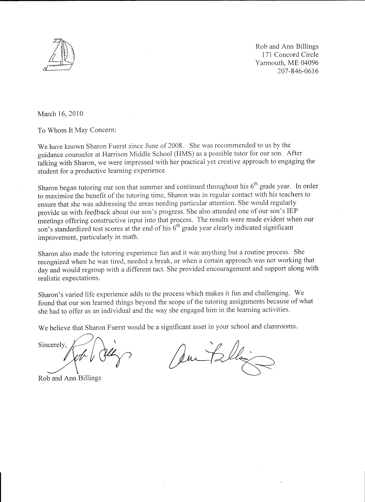 Example Of A Recommendation Letter Recommendation Letter Sample For
