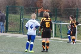 04.03.2012 Blau Wei Zorbau vs. SG Dschwitz Frauen