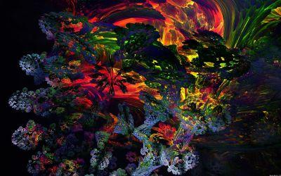 The Fractal Bargain Bin - Wallpapers / Eye candy / Pretty stuff